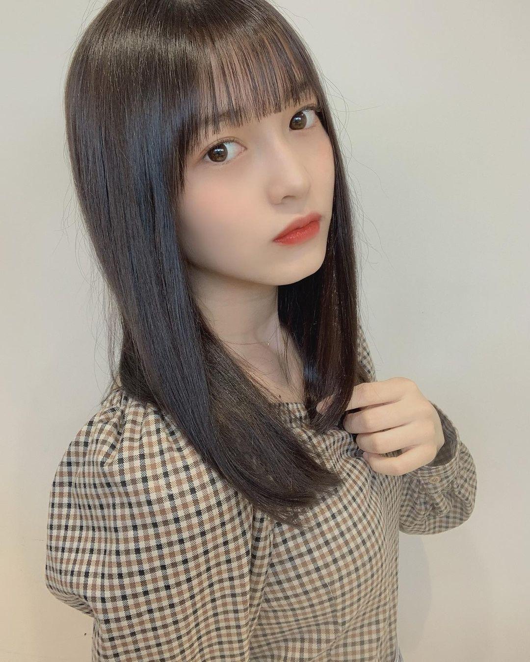 无辜眼神惹人宠爱.17 岁东京女孩「黑嵜菜菜子」青涩 网络美女 第3张