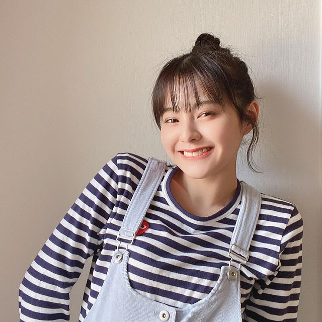 偶像团体NGT48成员《本间日阳》自带阳光的开朗少女!灿烂笑容散发初恋氛围 推软妹 第3张