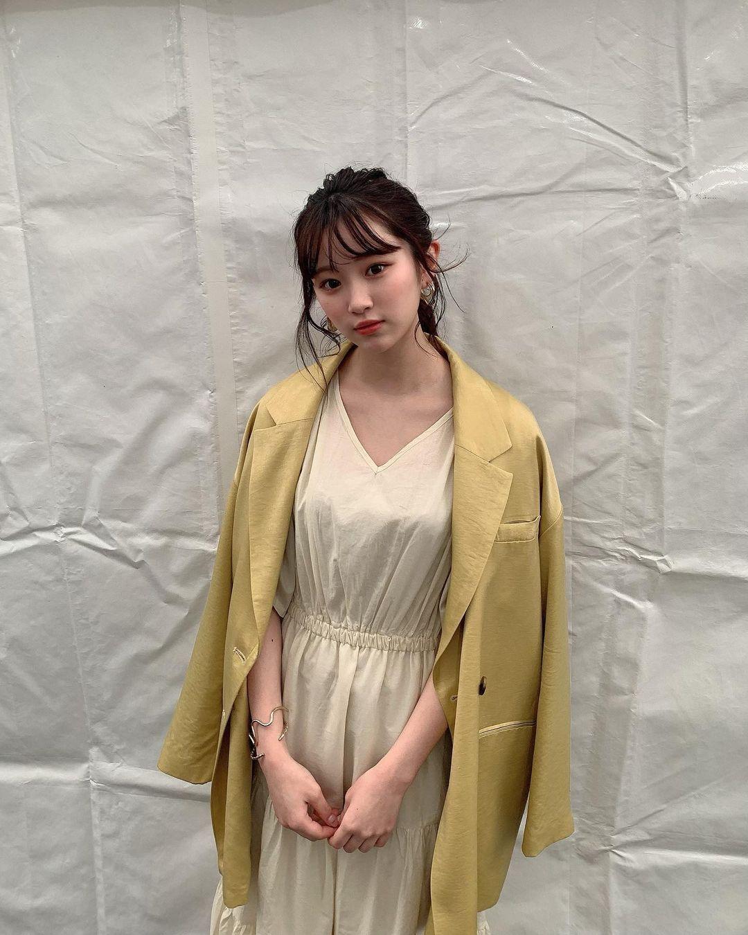 2005 年出生清新美少女平野梦来首度放风吸万粉 网络美女 第11张