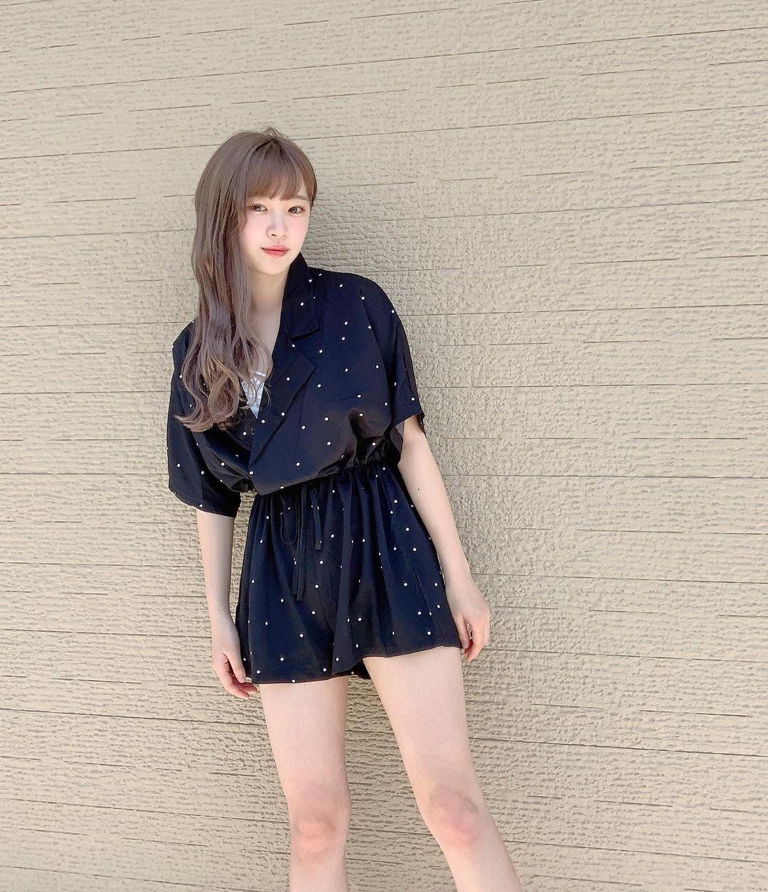 2005 年出生清新美少女平野梦来首度放风吸万粉 网络美女 第2张