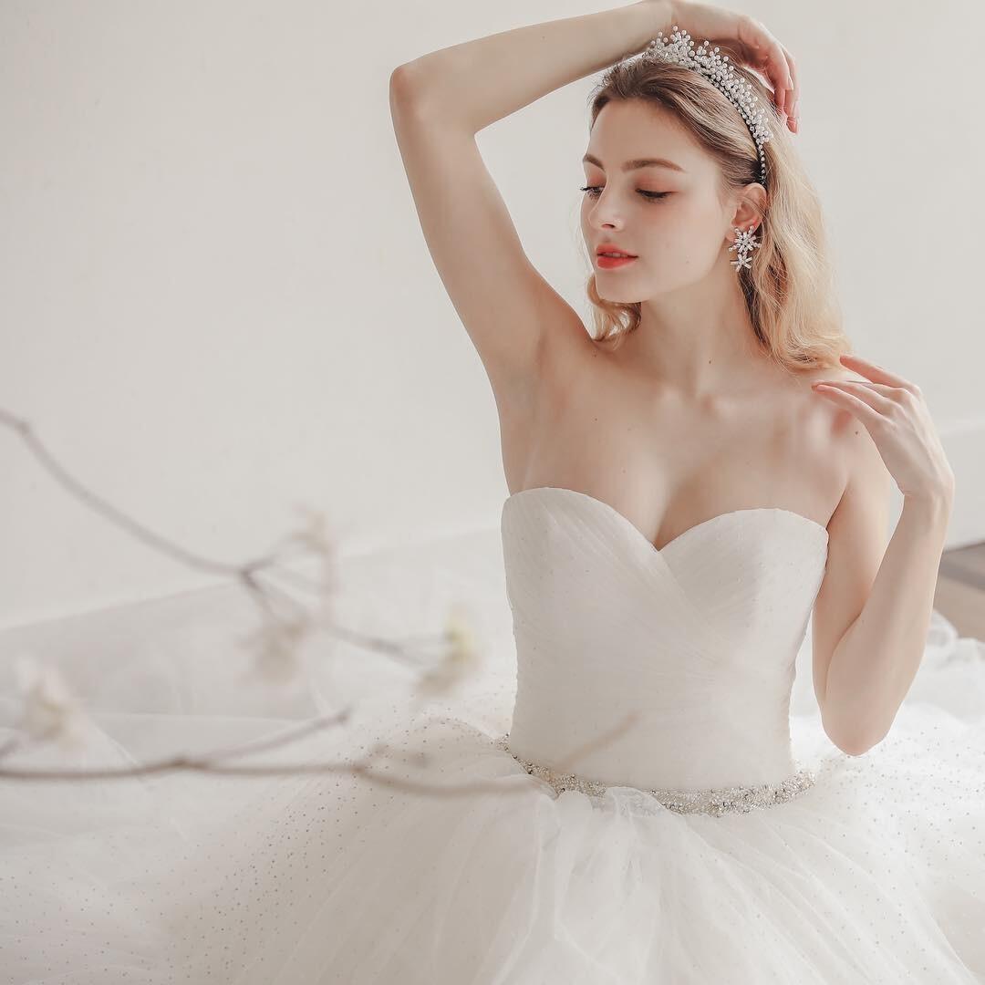 [正妹]完美比例天使脸孔[白俄罗斯女模]内衣广告网友直呼好仙 养眼图片 第24张