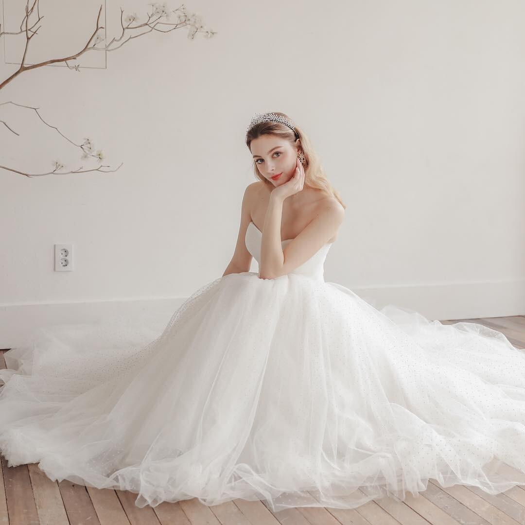 [正妹]完美比例天使脸孔[白俄罗斯女模]内衣广告网友直呼好仙 养眼图片 第25张