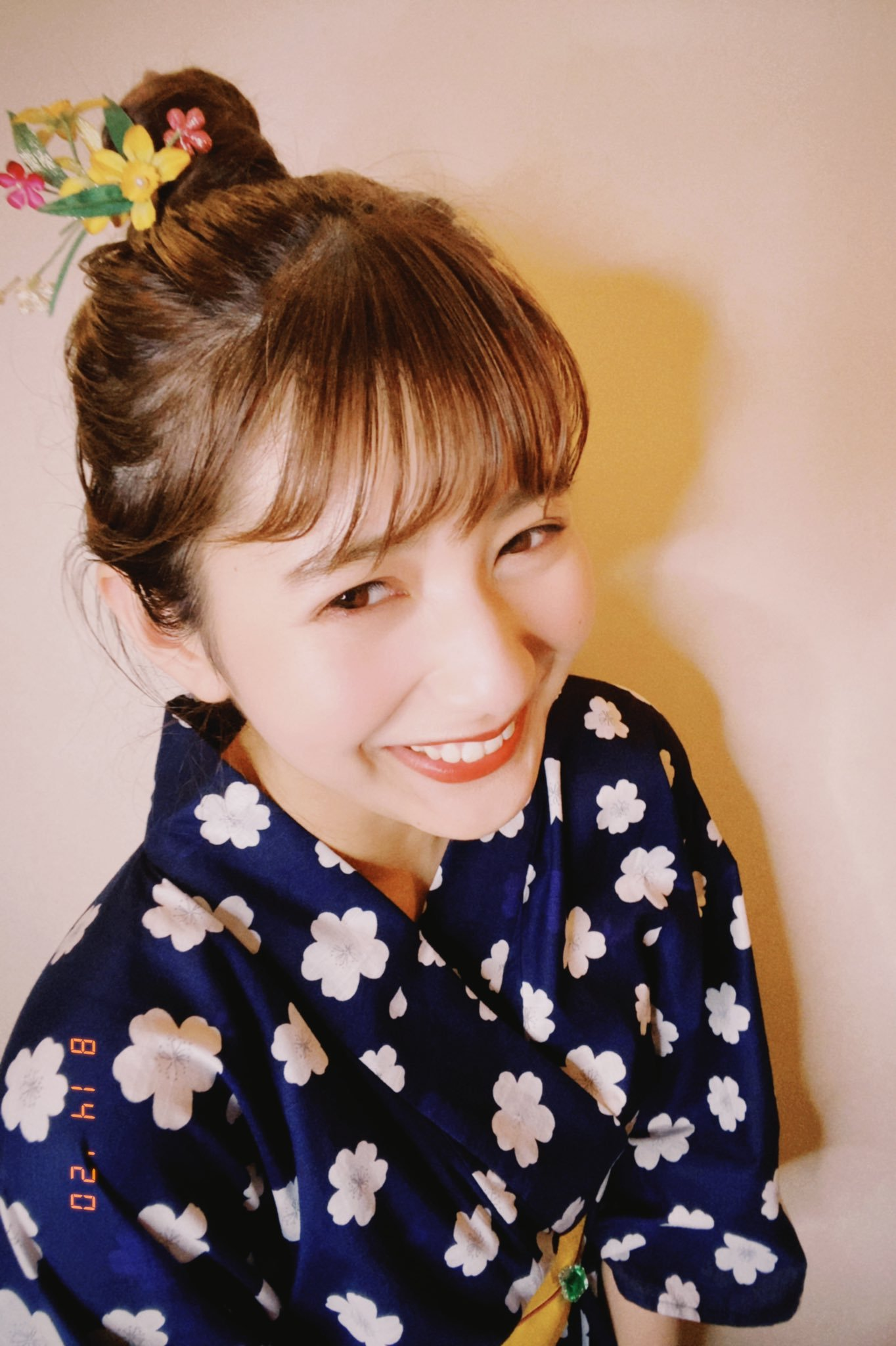 [日本]2020年杂志选美冠军新井遥超嫩脸蛋迷倒众人 养眼图片 第5张