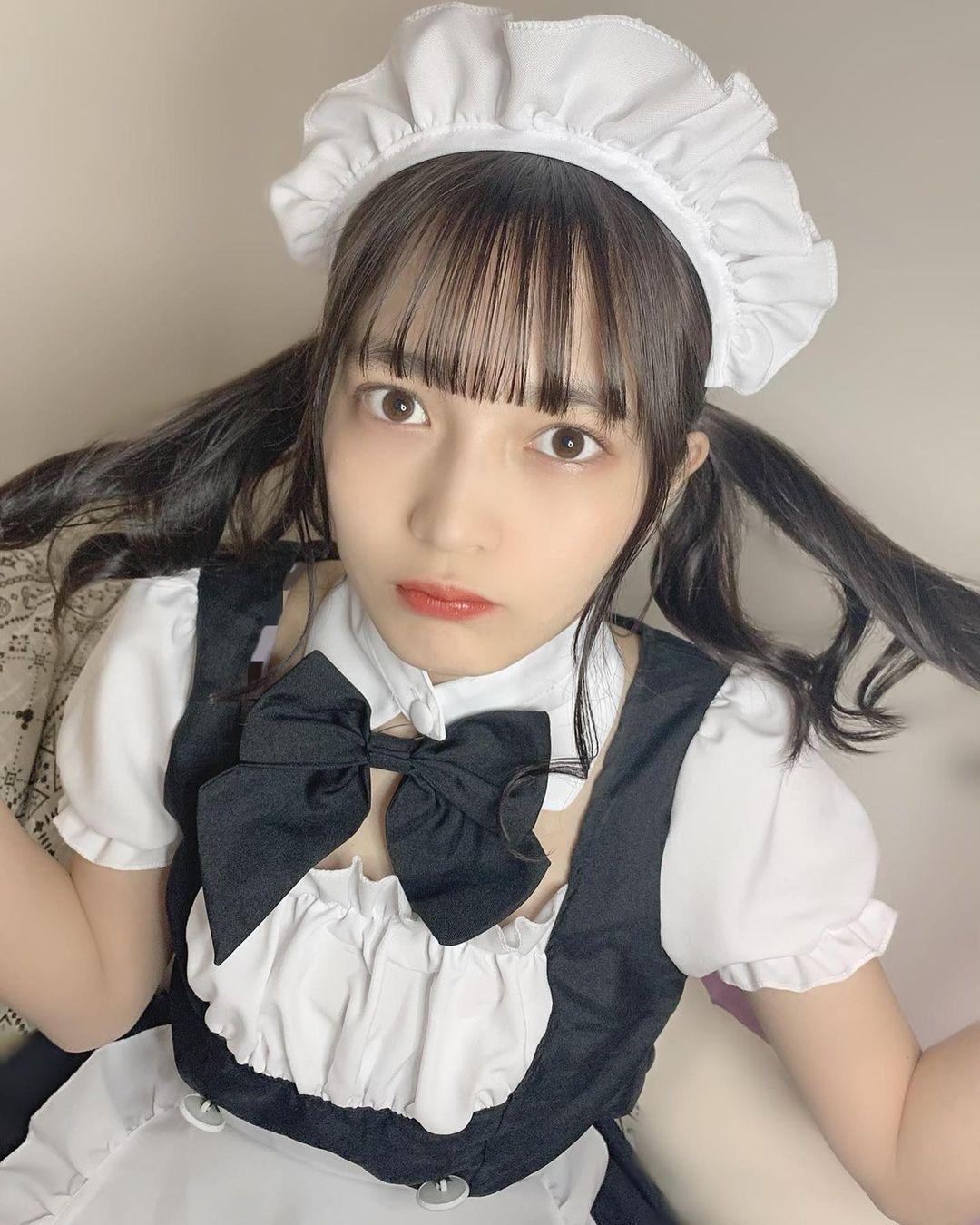 青春妹子无限18岁黑嵜菜菜子长得可爱 网络美女 第11张