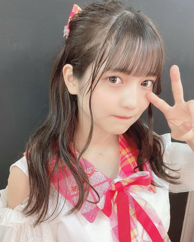 青春妹子无限18岁黑嵜菜菜子长得可爱 网络美女 第4张