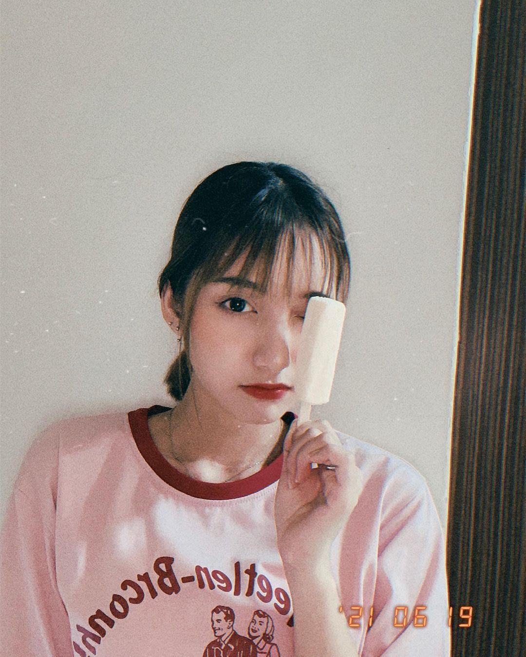 高雄小港高中18岁清纯学生妹,短发俏丽笑容甜美,个人IG好几万人追踪 养眼图片 第7张