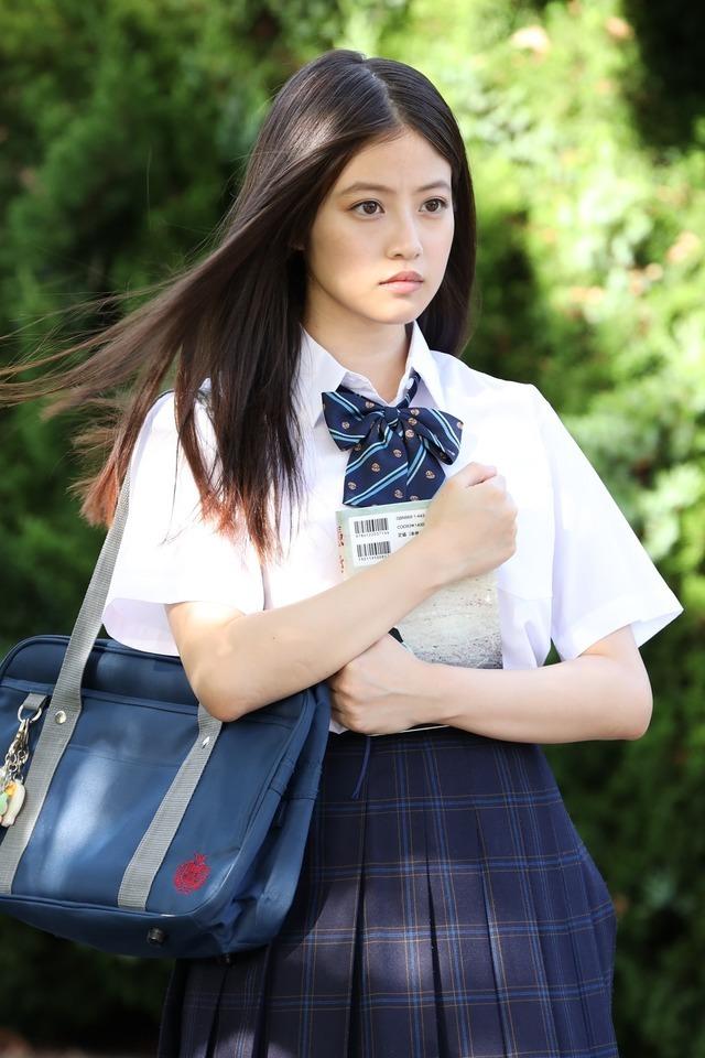 日网票选[最适合JK制服的女演员TOP10],青春洋溢的高中最棒了 养眼图片 第17张