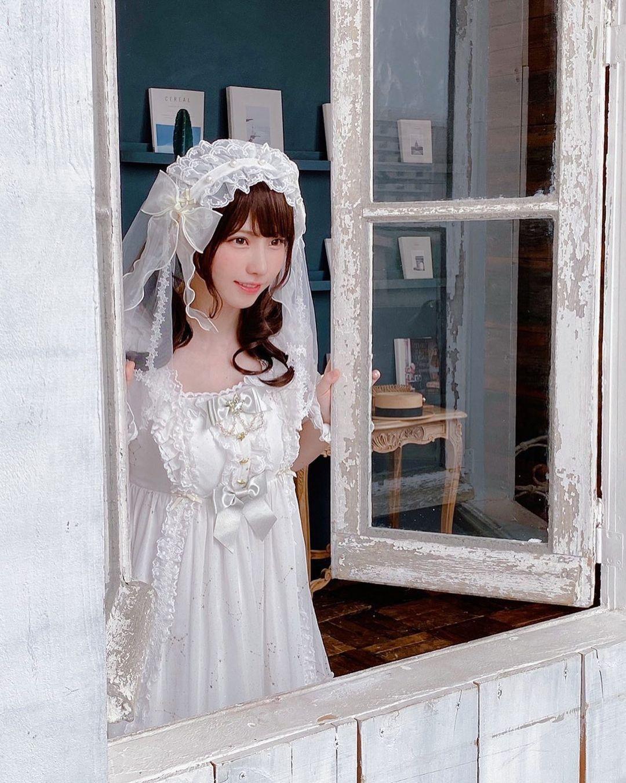 日本百万Coser 再出写真Enako 曝光短发+E造型散发青春活力 网络美女 第7张