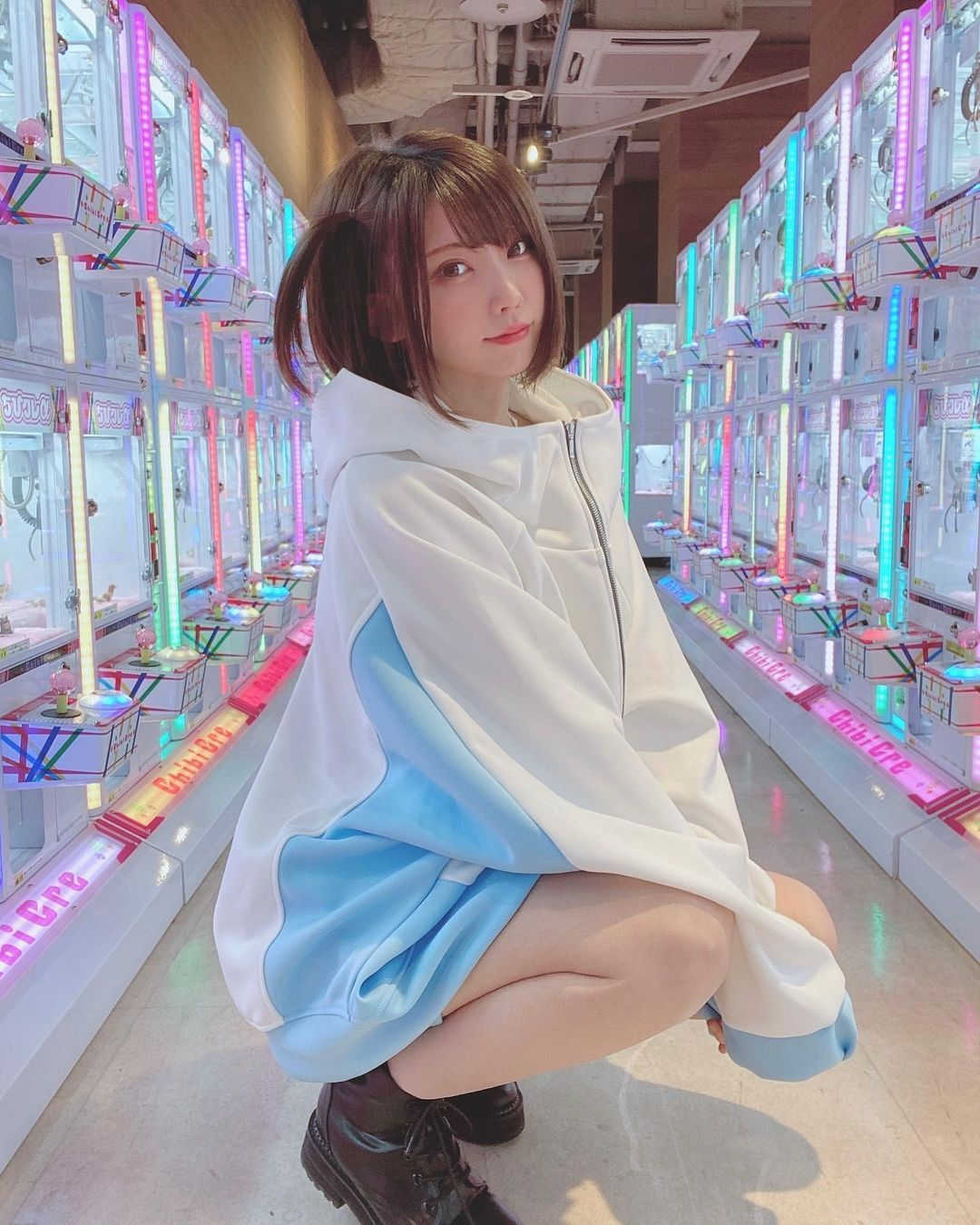 日本百万Coser 再出写真Enako 曝光短发+E造型散发青春活力 网络美女 第8张