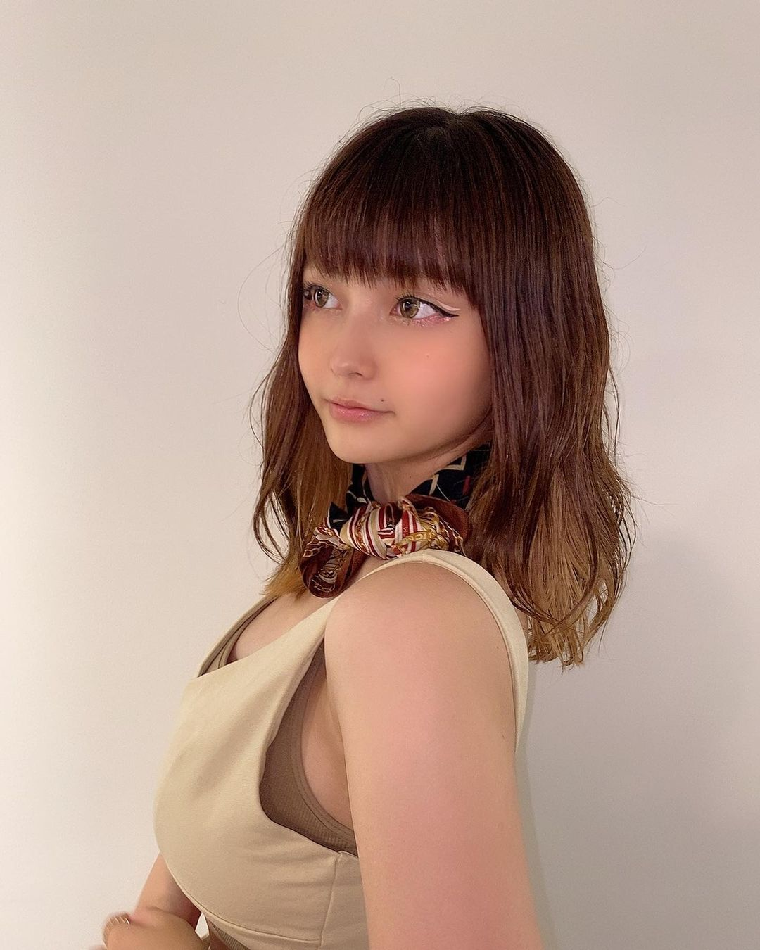 今年刚高中毕业 18 岁美少女樱井音乃身材整个无敌 网络美女 第11张