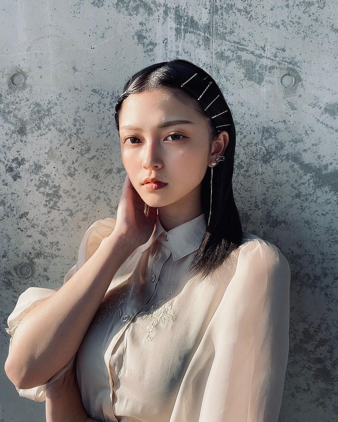 今年刚高中毕业 18 岁美少女樱井音乃身材整个无敌 网络美女 第24张