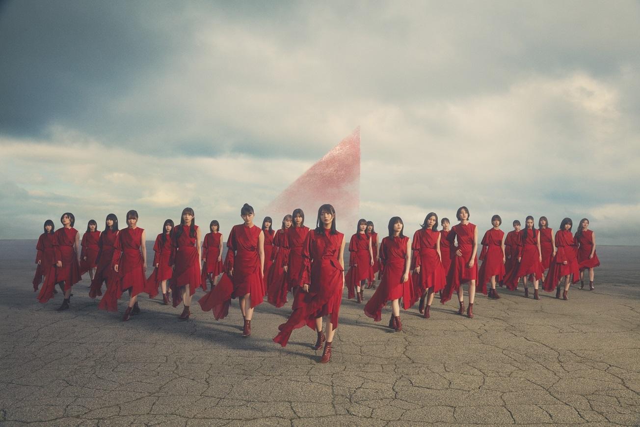 樱坂46第三张单曲「流れ弹」收录特典图像剪辑版在YouTube公开!-itotii