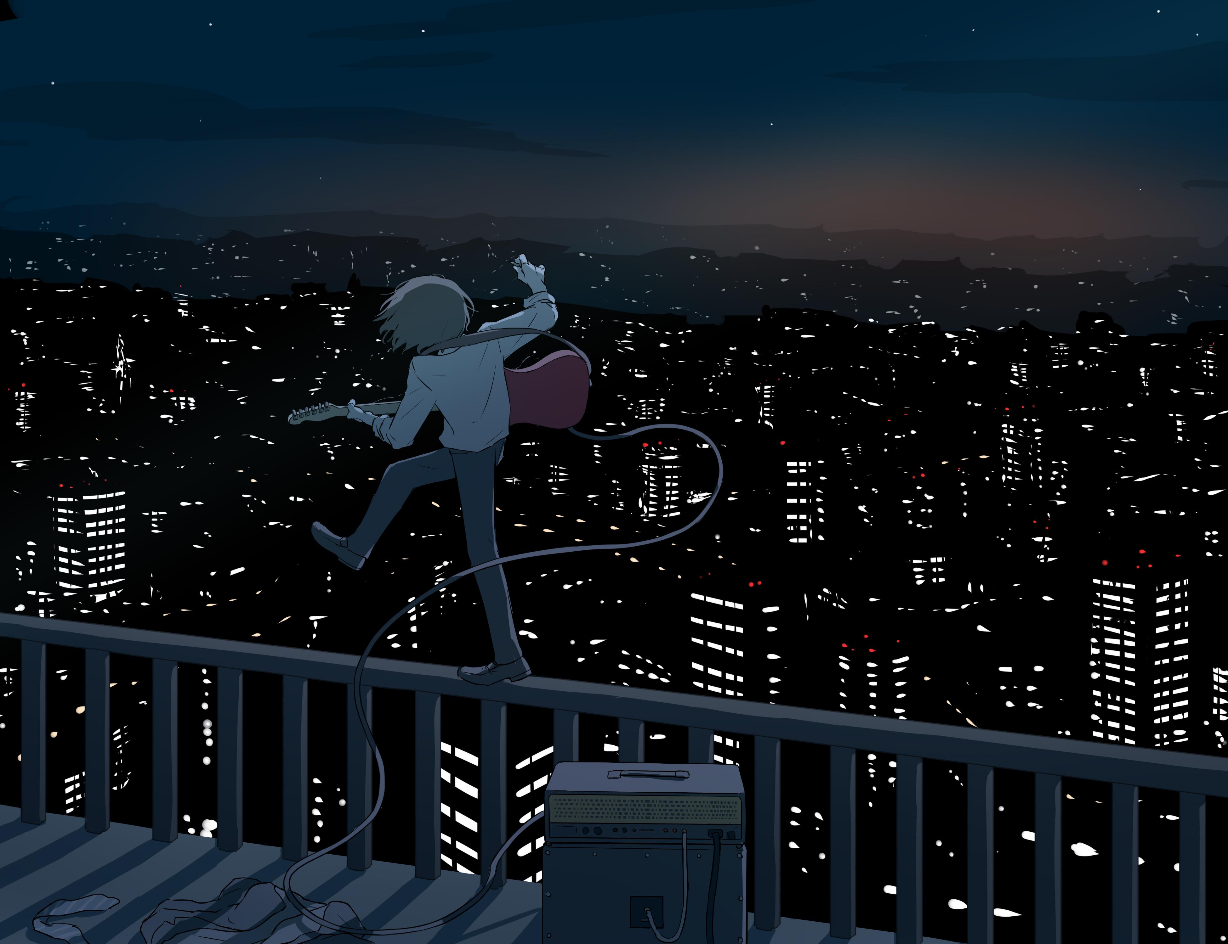 itotii-アボガド6 - 夜を切り裂いて