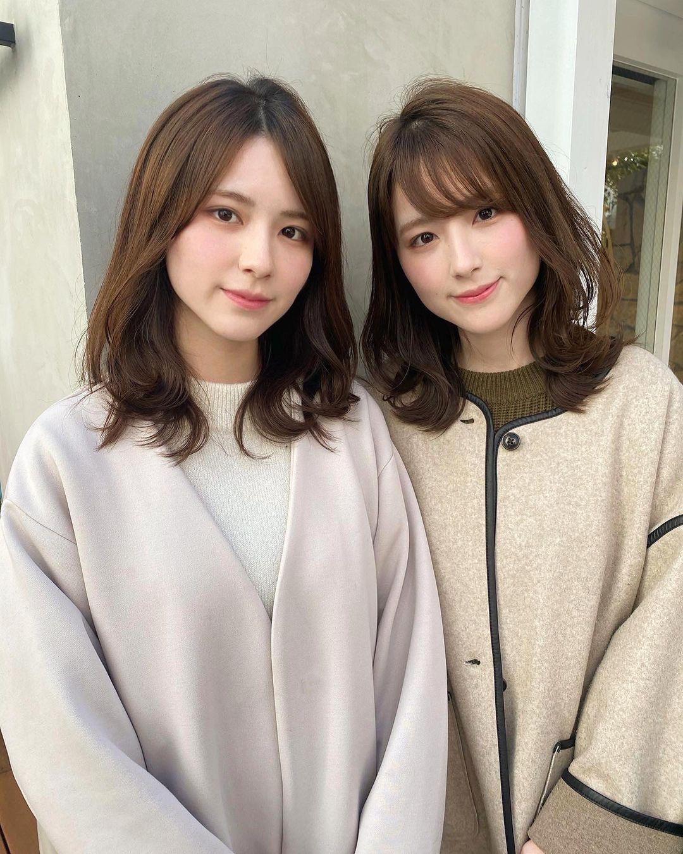 极品「樱花妹双胞胎」连美都是两倍网友:我不介意一起