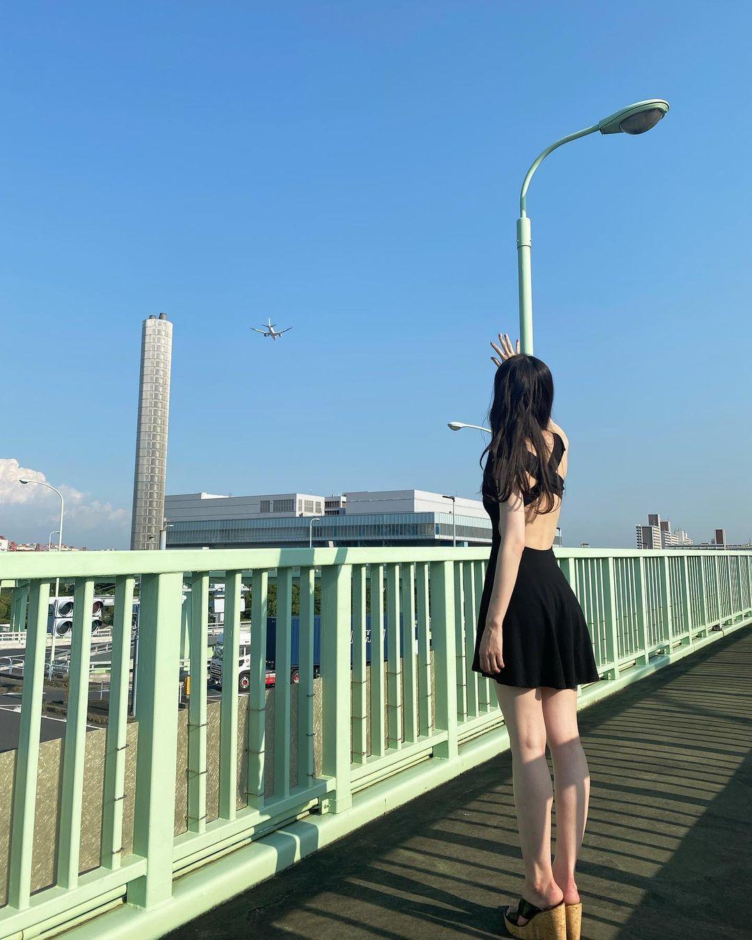 令和最性感假面骑士井桁弘恵170公分高挑曲线让人羡慕 网络美女 第13张