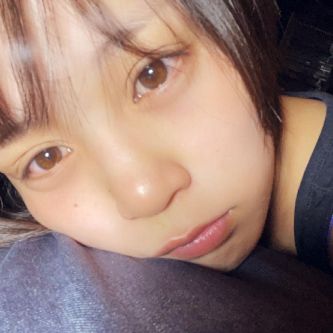 选美比赛冠军 短发高中妹山冈雅弥16岁青春 深邃卧蚕双眼彷佛随时在放电 网络美女 第5张