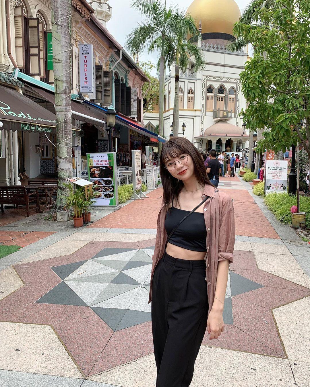 清纯美少女川津明日香日本知名模特儿兼女演员 网络美女 第2张