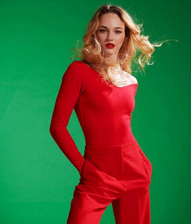 [正妹]被柔道耽误的模特儿 乌克兰正妹[Daria Bilodid]网友:好想被她压倒 网络美女 第20张