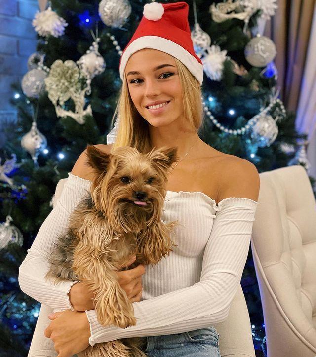 [正妹]被柔道耽误的模特儿 乌克兰正妹[Daria Bilodid]网友:好想被她压倒 网络美女 第22张
