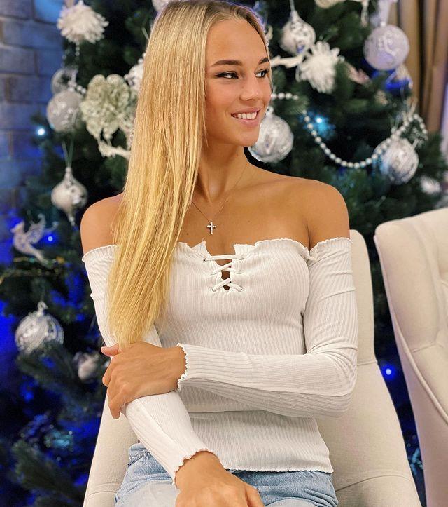 [正妹]被柔道耽误的模特儿 乌克兰正妹[Daria Bilodid]网友:好想被她压倒 网络美女 第23张