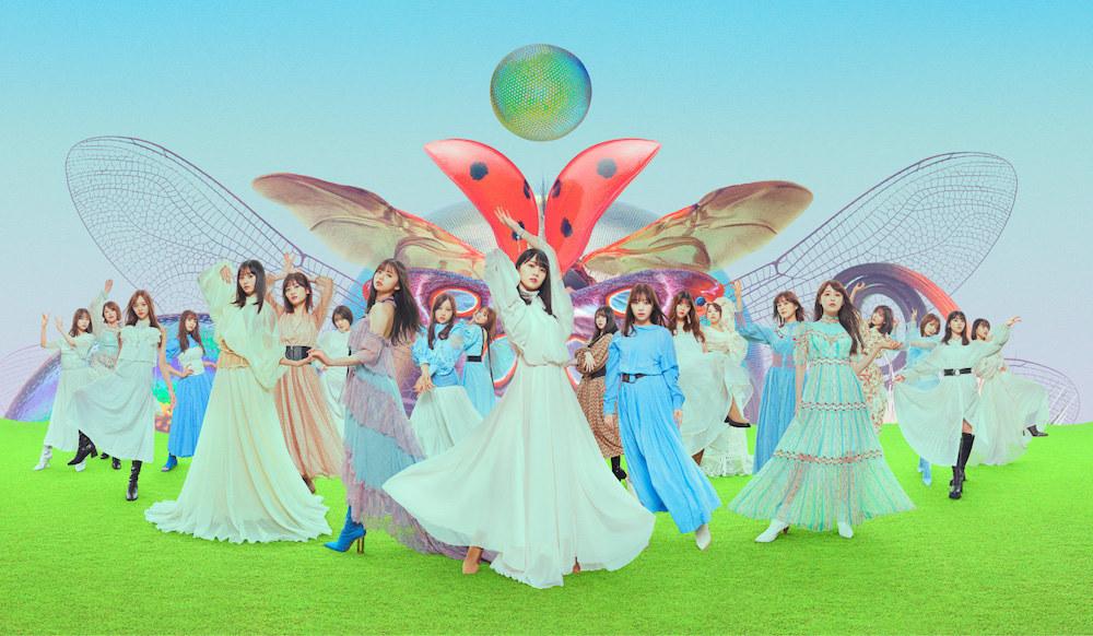 『TIF2021』压轴演出名单公开乃木坂46、樱坂46、日向坂46全出击-itotii