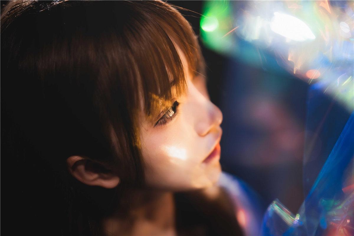 Kitaro_绮太郎 十分之七的蓝主题写真