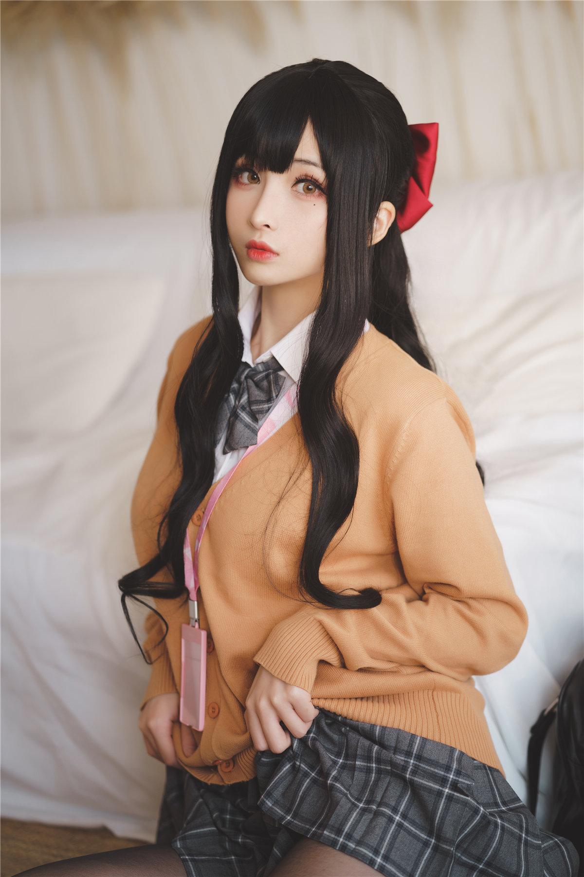rioko凉凉子 放课后的学姐主题写真