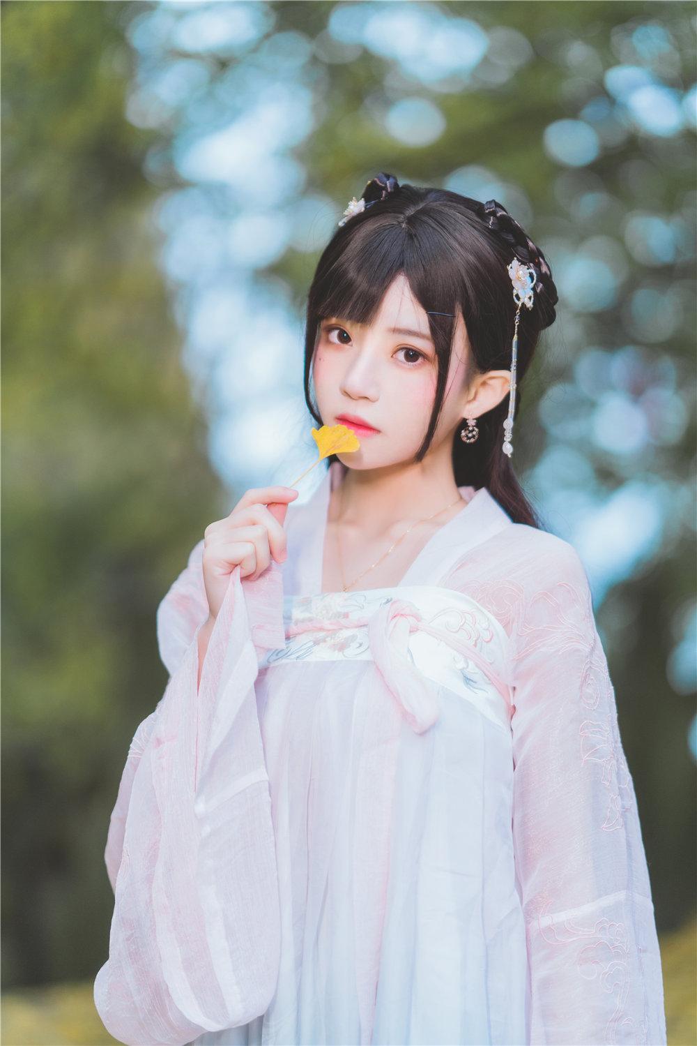 桜桃喵 温柔×4套[53P-0.97GB]
