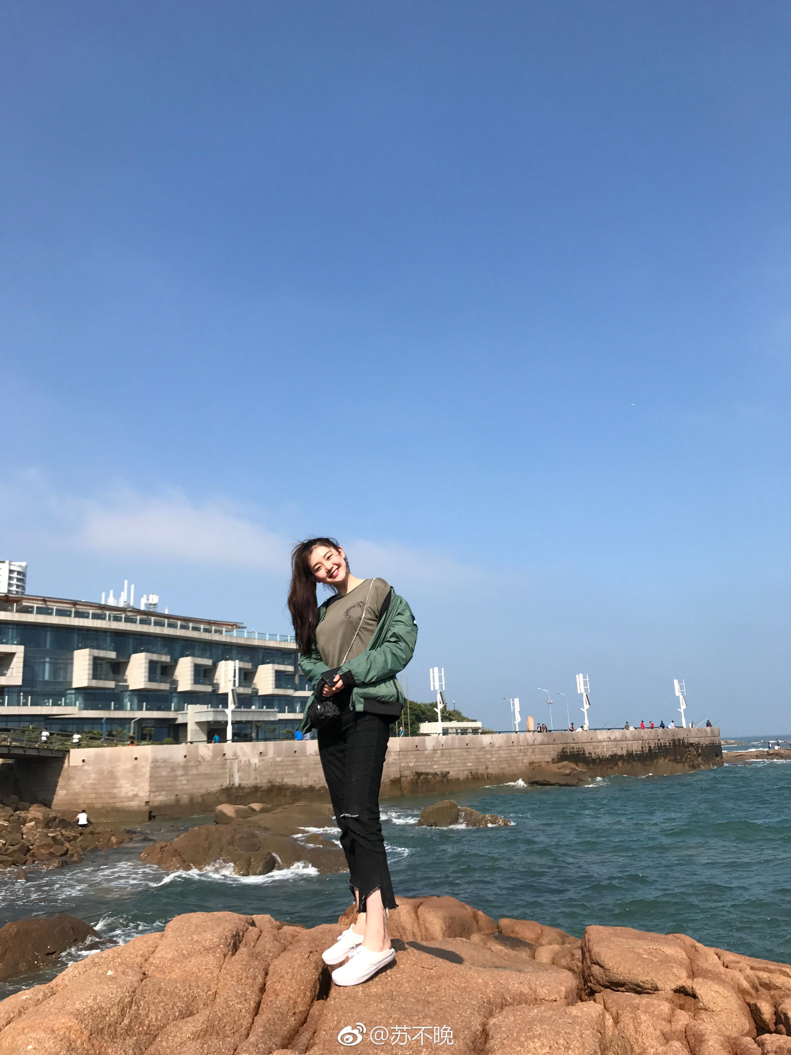 【LOSER爱看】美臀「苏不晚」(第1期)