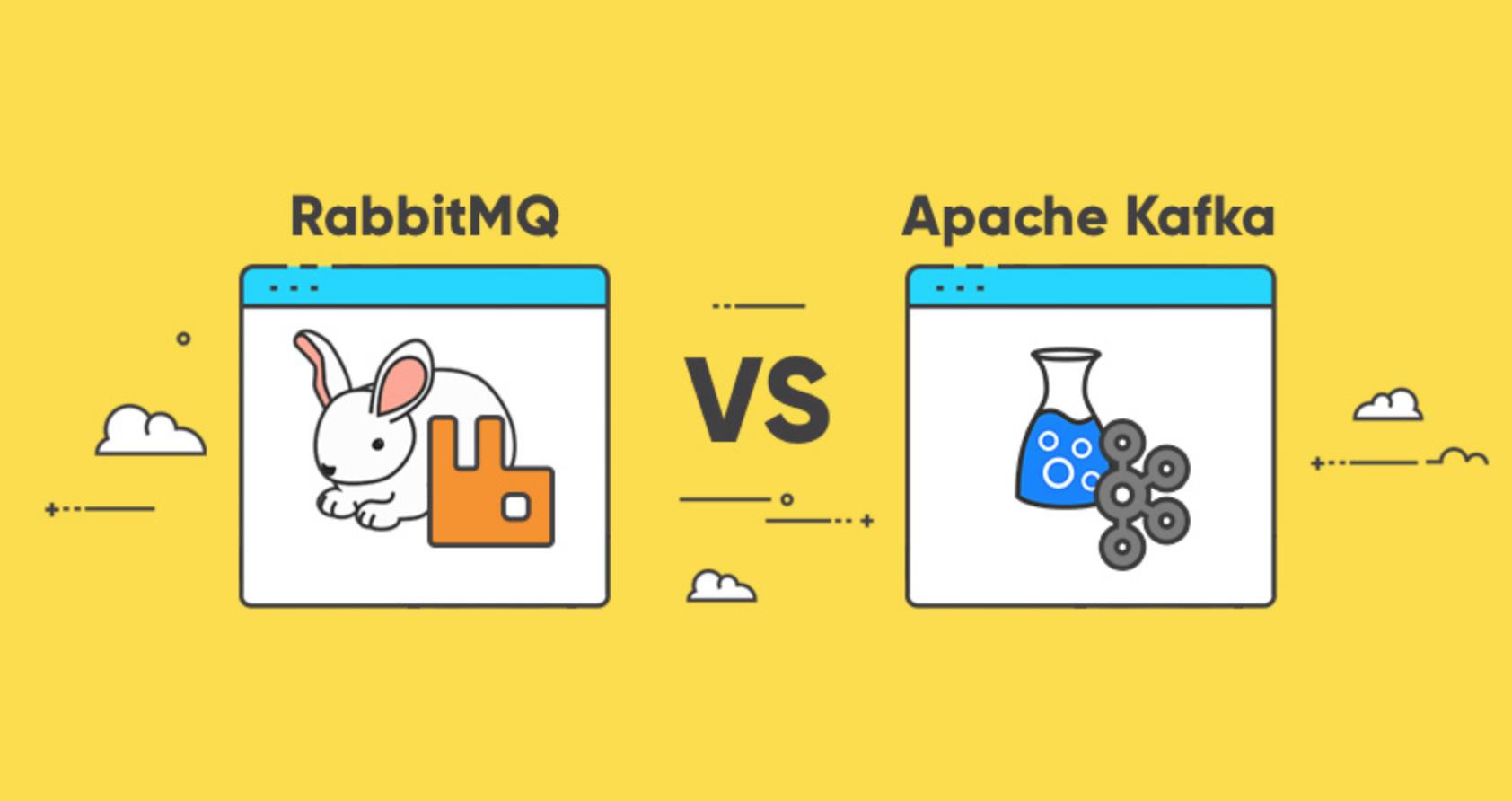 何时使用RabbitMQ或Kafka?