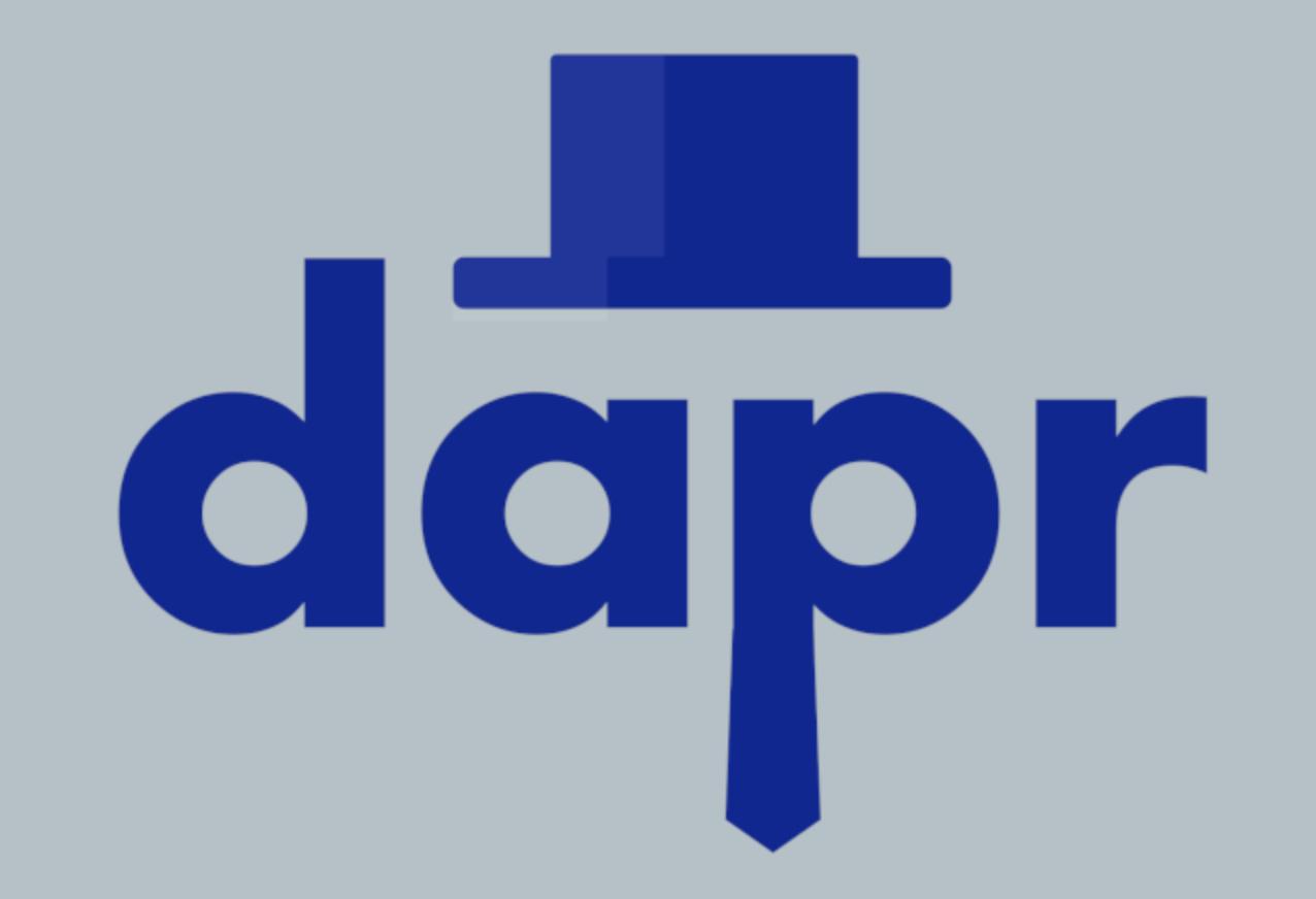 Dapr:将云原生开发带进企业