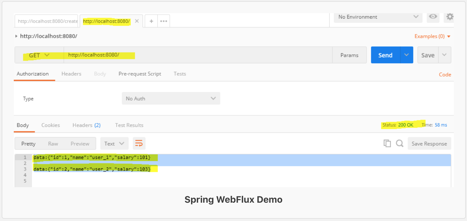 Spring WebFlux使用教程