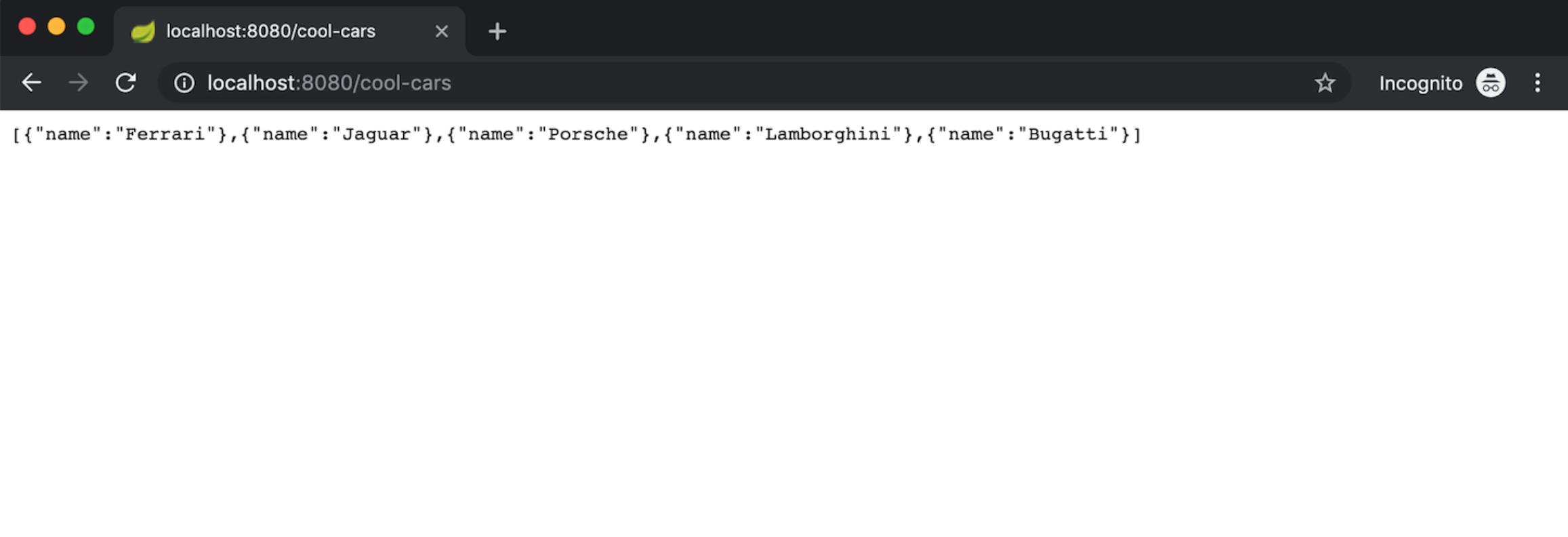 基于Spring Boot和Spring Cloud实现Java微服务