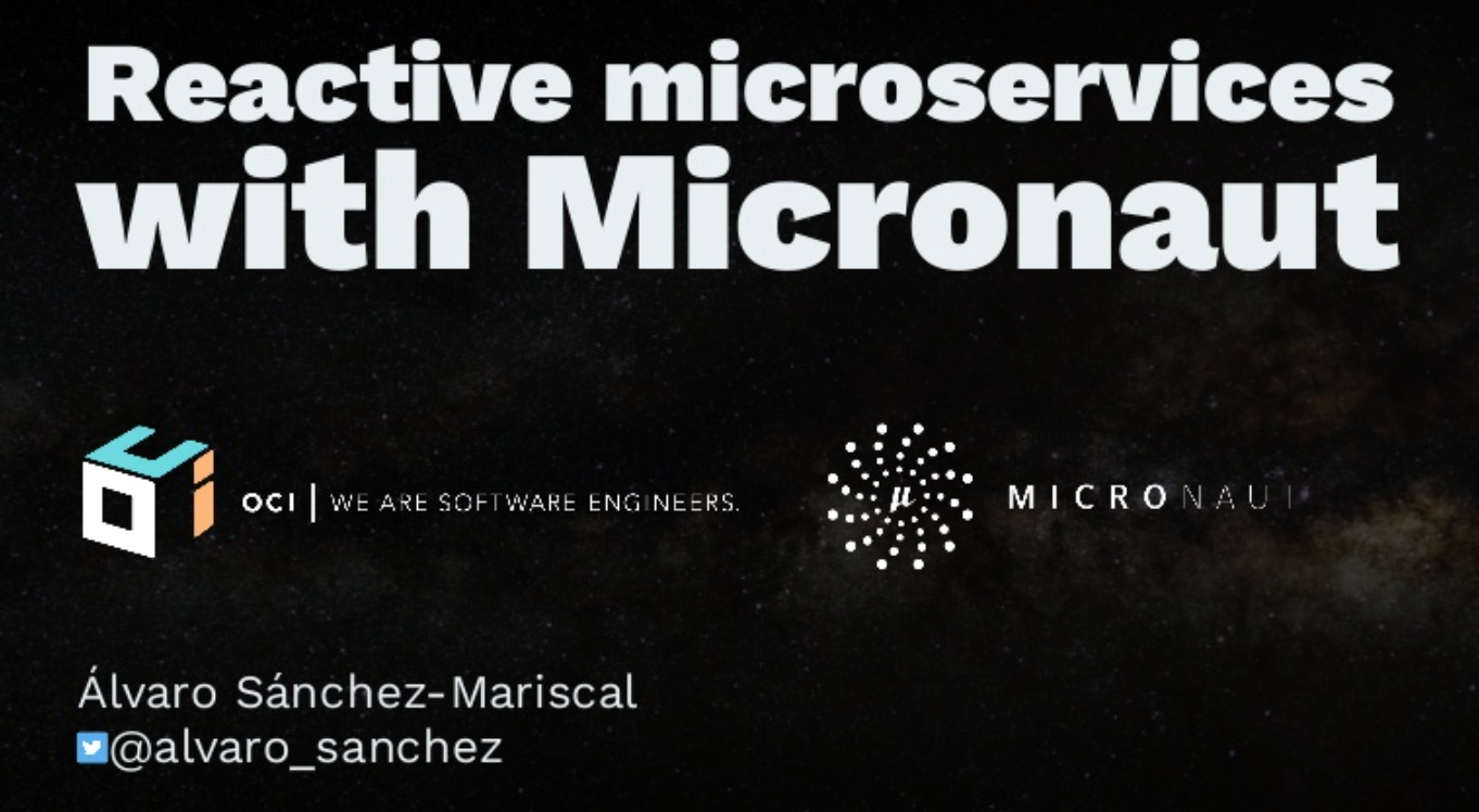Micronaut是什么?