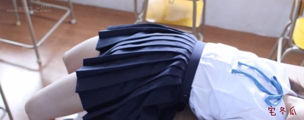 2019年6月出道新人图解:穿上学生服散发青春时代的气息!西仓茉依作品