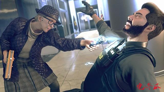 《看门狗:自由军团》释出新宣传影片「游玩任何人」 招揽随机死亡的老爷爷