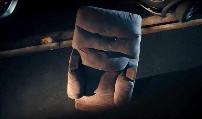 2019年恐怖片之最《杀发》,看了预告就能让人对沙发产生恐惧,野野宫铃