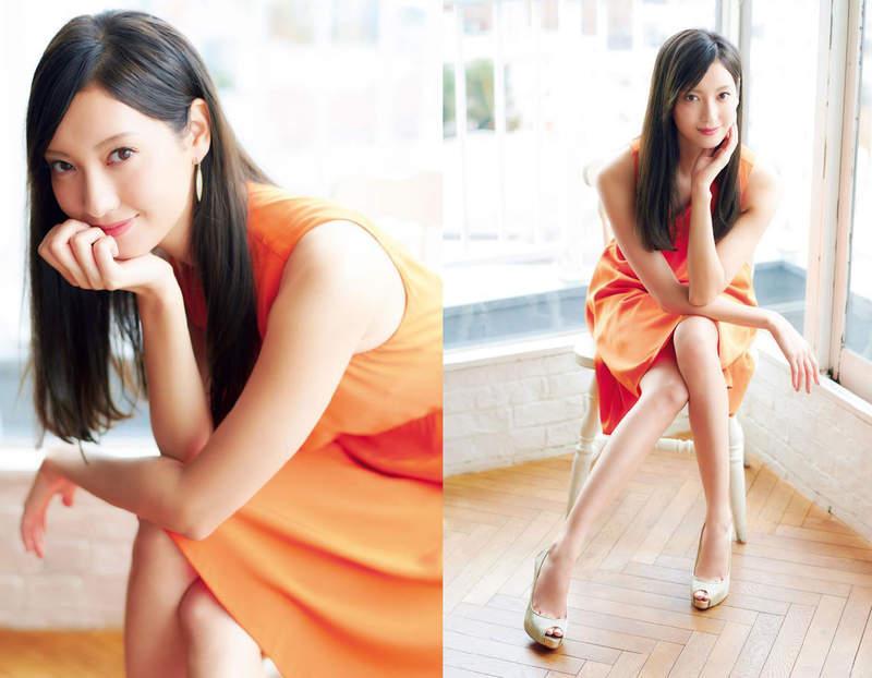 """九头身正妹""""菜菜绪"""",理想型的完美长腿!"""