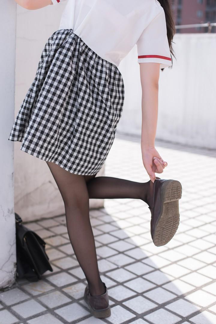 穿黑丝啦! 腿控领域