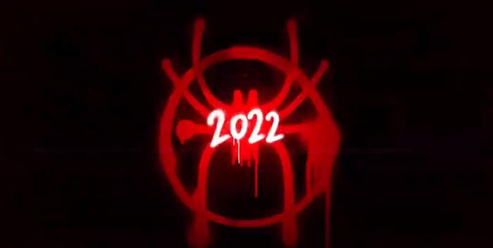 《蜘蛛侠:平行宇宙2》北美定档 2022年上映,邱静谊