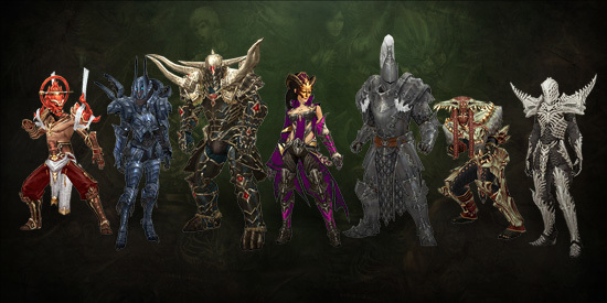 《暗黑破坏神 3》第 19 赛季「永恒之战赛季」将于 22 日展开 推出武僧、圣教军新套装