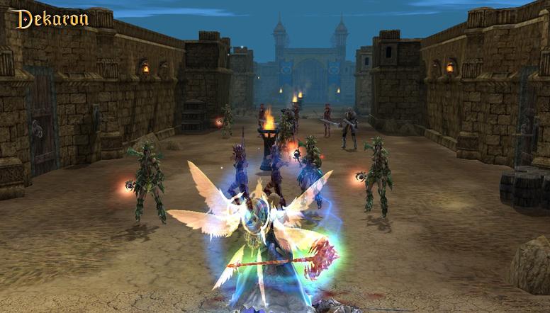 《DEKARON Online》明年再次进军游戏市场 删档封测 12 月率先登场