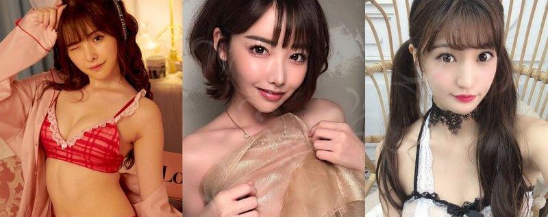 深田咏美、桥本有菜、高桥圣子穿上衣服是什么样子?哪一个更好看?