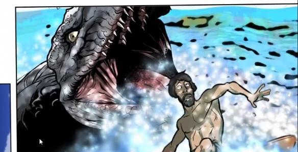 《侏罗纪世界》官推宣布推出《侏罗纪世界》漫画-四斋社