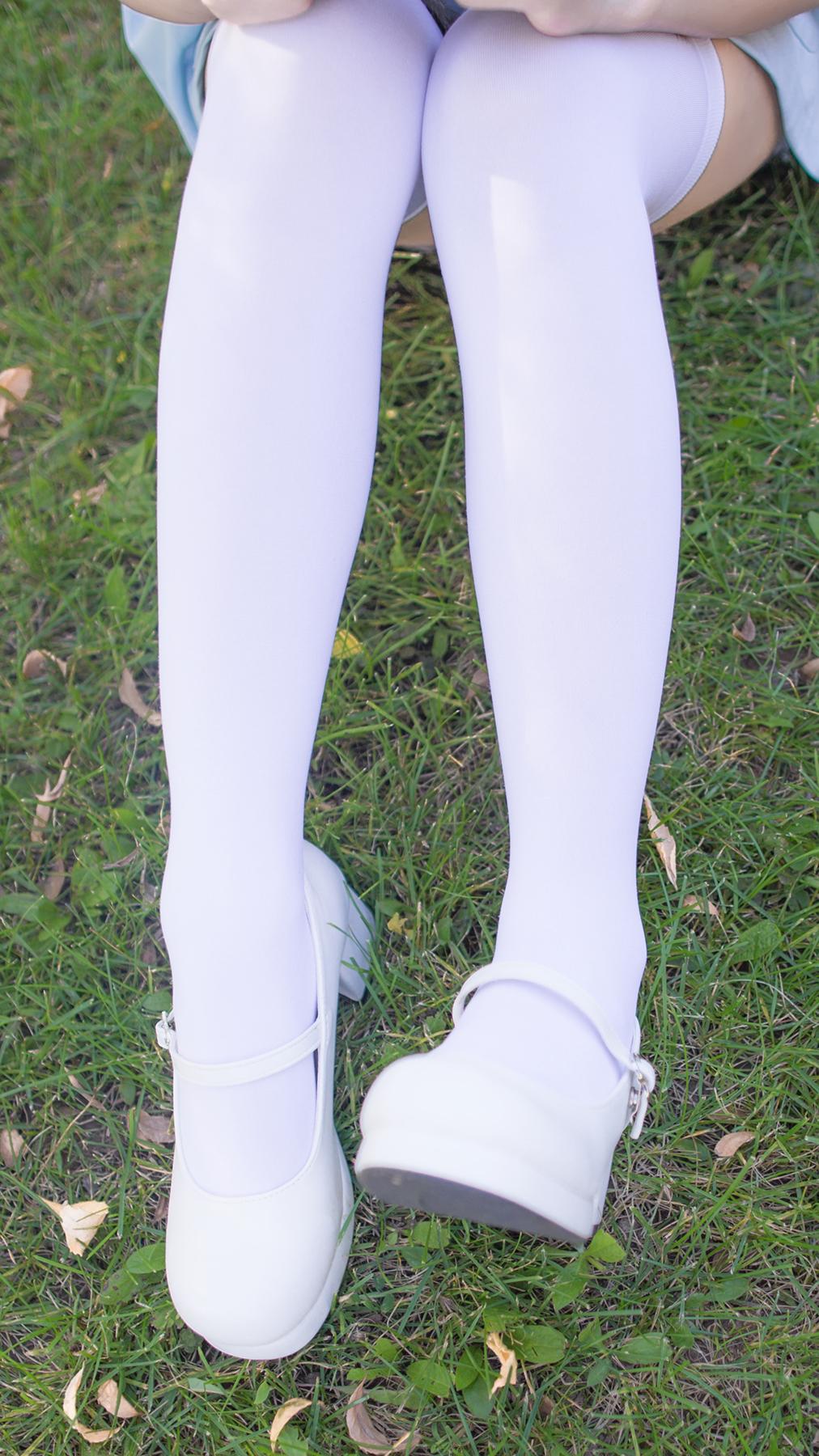 白色的午后 腿控领域