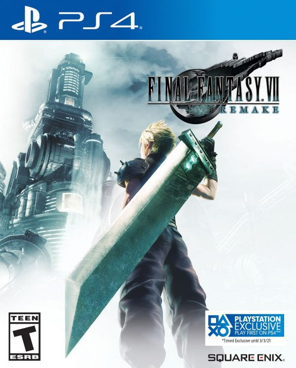 《Final Fantasy VII 重制版》确认将于 PlayStation 4 限时独占一年-四斋社