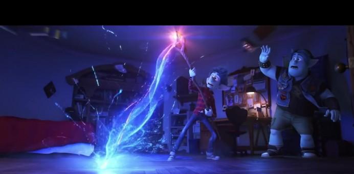 皮克斯动画《1/2的魔法》释出全新预告