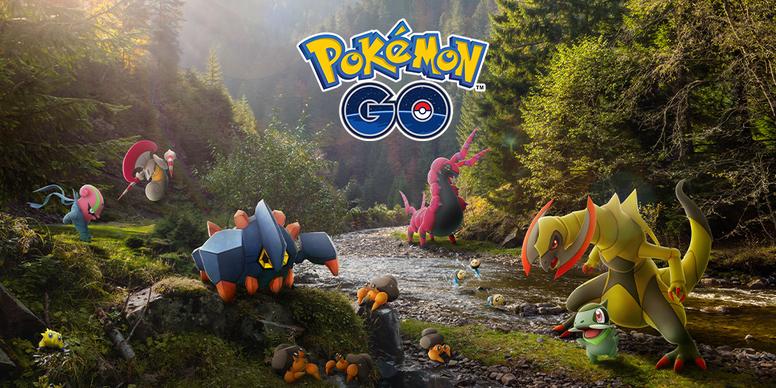 《Pokemon GO》透过交换进行的进化以及更多来自合众地区的宝可梦登场!