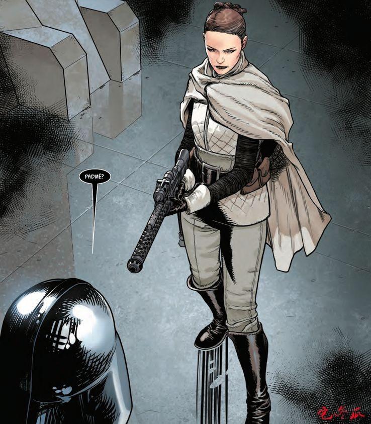 星球大战:达斯·维达(Darth Vader)的大制作是否带回了另一个前传英雄?