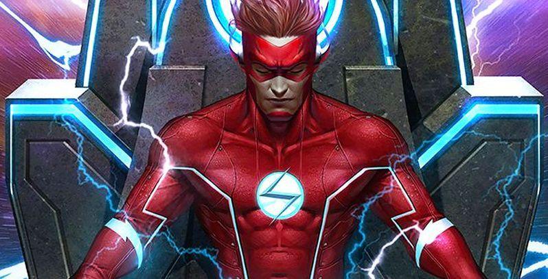 DC英雄 闪电侠:沃利·韦斯特(Wally West)将成为DC核心-四斋社